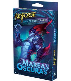 Keyforge: Mareas Oscuras (Mazo Deluxe) (+ Mazo regalo La Llamada de los Arcontes)