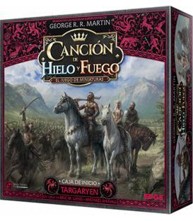 Canción de Hielo y Fuego: Targaryen