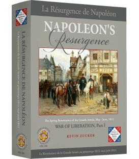 Napoleon's Resurgence: War of Liberation, Part I (Inglés)