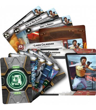Star Wars Legion: Lando Calrissian (Expansión de Comandante)