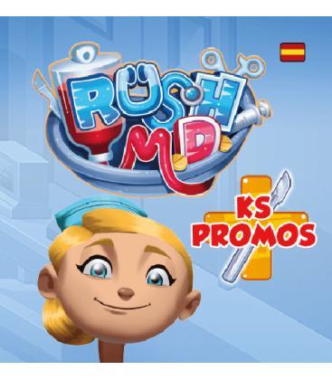 Rush MD: Promos Kickstarter