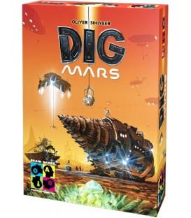 Dig Mars (Inglés)