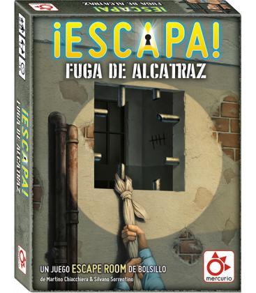 ¡Escapa! La Fuga de Alcatraz