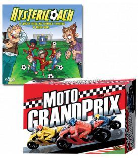 Pack Moto Grand Prix + Hystericoach