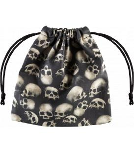 Bolsa Q-Workshop - Skull Fullprint