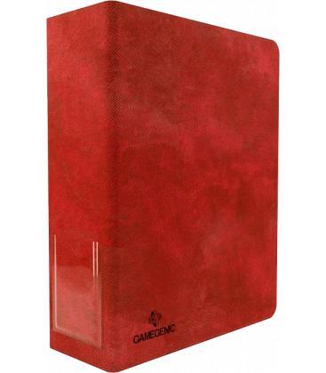 Gamegenic: Prime Ring-Binder (Rojo)