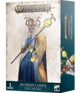Warhammer Age of Sigmar: Broken Realms (Arcobalde Lazerne – Xintil War-Magi)