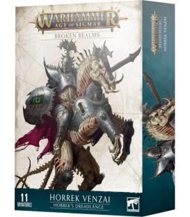 Warhammer Age of Sigmar: Broken Realms (Horrek Venzai – Horrek's Dreadlance)