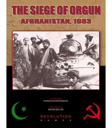 The Siege of Orgun: Afghanistan, 1983 (Inglés)