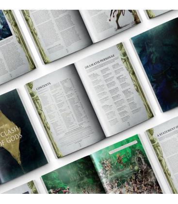 Warhammer Age of Sigmar: Broken Realms (Teclis)