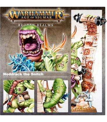 Warhammer Age of Sigmar: Broken Realms (Gortle Pulpskull)