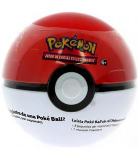 Pokemon: Poke Ball (Lata)