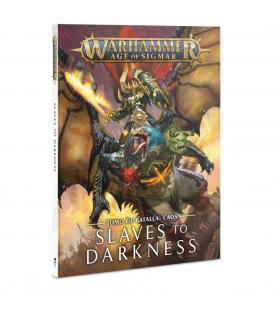 Warhammer Age of Sigmar: Tomo de Batalla Caos Slaves to Darkness