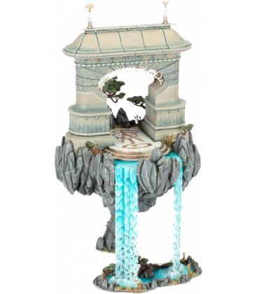 Warhammer Age of Sigmar: Lumineth Realm-Lords (Shrine Luminor)