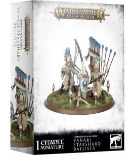 Warhammer Age of Sigmar: Lumineth Realm-Lords (Vanari Starshard Ballista)