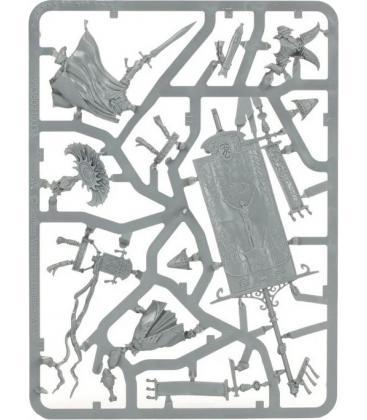 Warhammer Age of Sigmar: Lumineth Realm-Lords (Vanari Bannerblade)