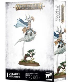 Warhammer Age of Sigmar: Lumineth Realm-Lords (Hurakan Windmage)