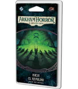 Arkham Horror LCG: Hacia el Remolino / La Conspiración de Innsmouth 6