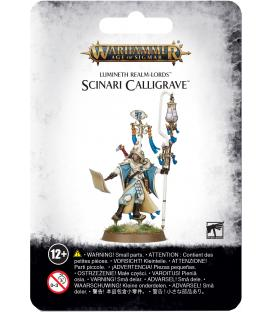 Warhammer Age of Sigmar: Lumineth Realm-Lords (Scinari Calligrave)