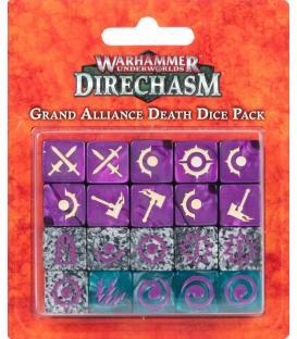 Warhammer Underworlds Direchasm: Grand Alliance Death (Dice Pack)