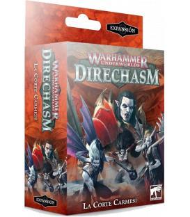 Warhammer Underworlds: Direchasm (La Corte Carmesí)