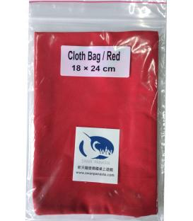 Bolsa Swan Panasia - Rojo (18x24cm)