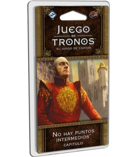 Juego de Tronos LCG: No hay Puntos Intermedios / Ciclo Poniente 4
