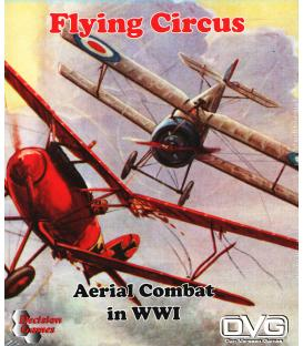 Flying Circus: Aerial Combat in WWI (Inglés)