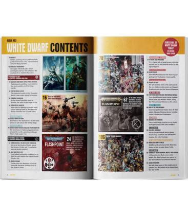 White Dwarf: April 2021 - Issue 463 (Inglés)