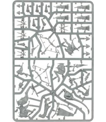 Warhammer Age of Sigmar: Lumineth Realm-Lords (Hurakan Windchargers)