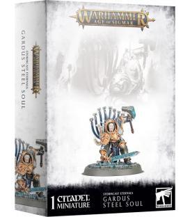 Warhammer Age of Sigmar: Stormcast Eternals (Gardus Steel Soul)