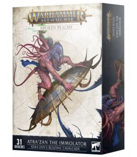 Warhammer Age of Sigmar: Broken Realms (Atra'zan's The Immolator)
