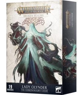 Warhammer Age of Sigmar: Broken Realms (Lady Olynder)