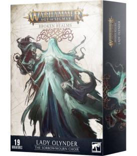 Warhammer Age of Sigmar: Broken Realms (Lady Olynder)