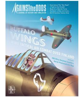 Against the Odds 29: Buffalo Wings WWII Tactical Air Combat over Finland (Inglés)