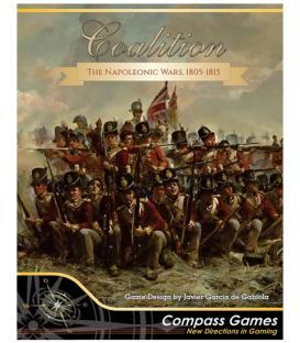 Coalition: Napoleonic Wars, 1805-1815 (Inglés)