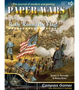 Paper Wars 96: Rally 'Round the Flag! (Inglés)