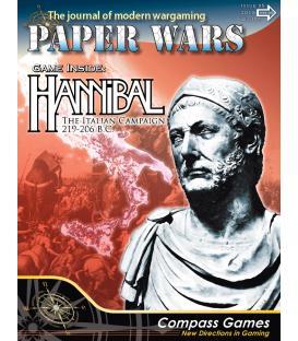 Paper Wars 95: Hannibal - The Italian Campaign (Inglés)