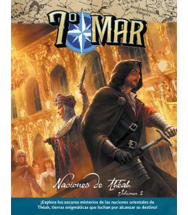 7º Mar: Naciones de Théah (Vol. 2)