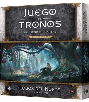Juego de Tronos LCG (2ª Edición): Lobos del Norte