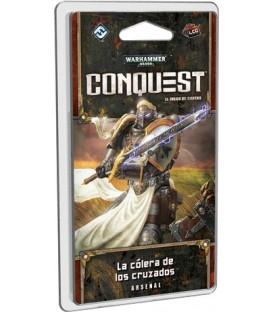 Warhammer 40.000: Conquest - La Cólera de los Cruzados / Asalto Planetario 5