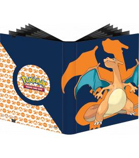 Pokemon: Pro Binder Pokemon de 9 Bolsillos (Charizard)