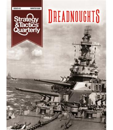 Strategy & Tactics Quarterly 12: Dreadnoughts