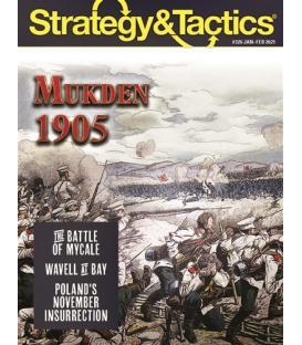 Strategy & Tactics 326: Mukden 1905 (Inglés)