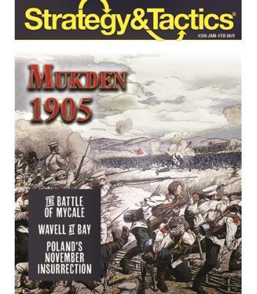 Strategy & Tactics 326: Mukden 1905