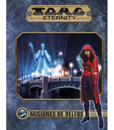 Torg Eternity: Misiones de Delfos