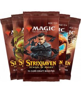 Magic the Gathering: Strixhaven - Academia de Magos (Sobre)