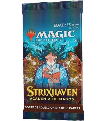 Magic the Gathering: Strixhaven - Academia de Magos (Sobre Coleccionista)