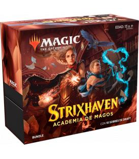 Magic the Gathering: Strixhaven - Academia de Magos (Bundle)