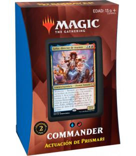 Magic the Gathering: Strixhaven - Mazo Commander (Actuación de Prismari)